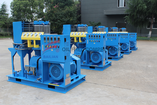 oil free high pressure oxygen compressor (2)